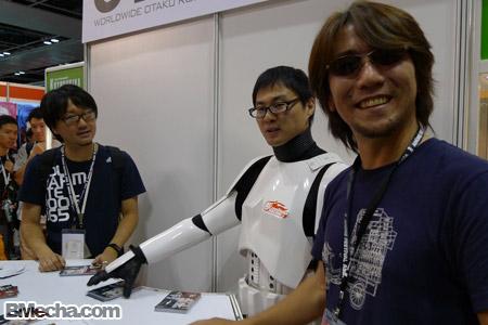 AFA 2009 - Danny Choo's Booth