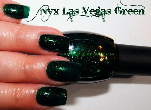 Nyx Las Vegas Green