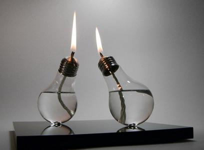 Oyule designlampen van Sergio Silva