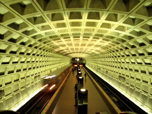 metro in dc