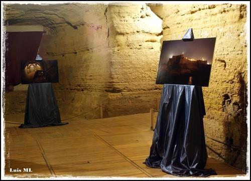 Exposición en la Cueva del Conventico
