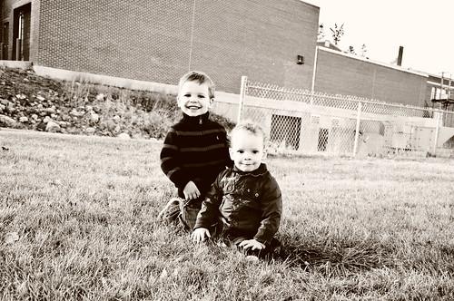 Liam & grayson