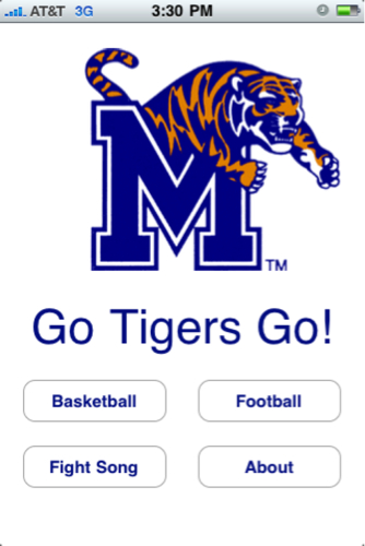 Tiger Basketball: There's an app for that. « I Love Memphis