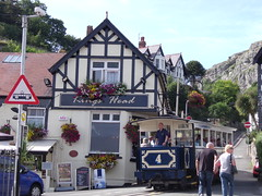 Kings Head (alanbamber123) Tags: get beer nice pub with shot head 4 great tram cider trying just kings trams ages llandudno bitter orm spent lager orme entrace greatorme a greatorm grearorm