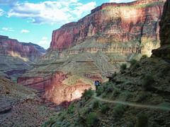 Below Thunder Falls (David Veeneman) Tags: grandcanyon tapeats