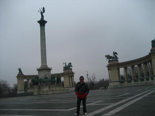 Millenary Monument (Ezeréves emlékmű)