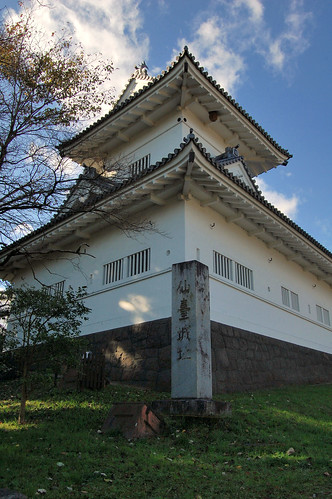 Aoba Castle 青葉城