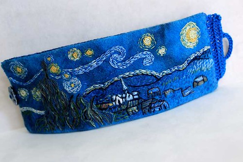 Van Gogh Starry Night Cuff