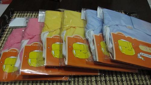COTEX 環保布尿兜