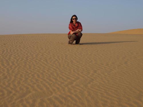 en el desierto del thar