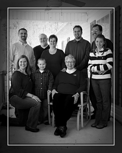 December Family Portraits