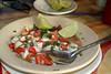 Ceviche at Cafe la Parroquia in Ca…