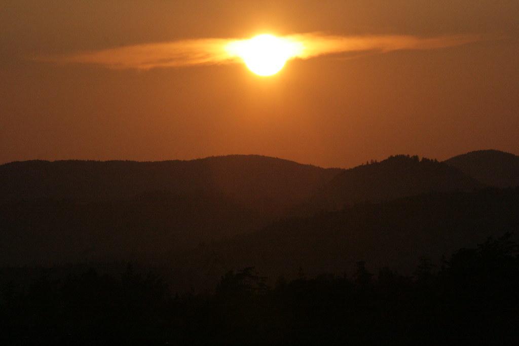 Victoria BC Sunset