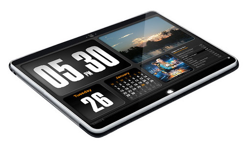 Apple iSlate Tablet Concept by Chillix