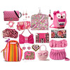 inspirada no rosa!!! (♥ Maria Isabel bolsas e mimos ♥) Tags: pink bag rosa modelo bags bolsa bolsas molde