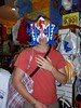Al with one of the lucha libre mas…