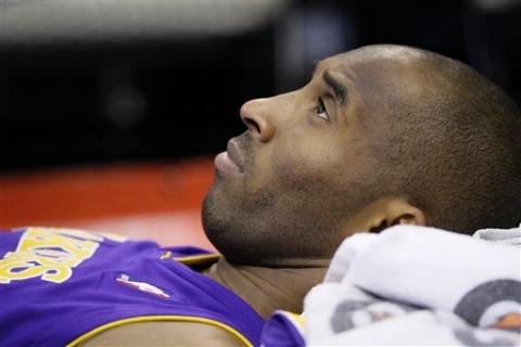 sad Kobe