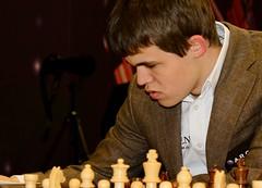 Carlsen lijkt voort te gaan op zijn elan van de laatste maanden