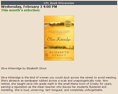 LPL Book Discussion - February Selection