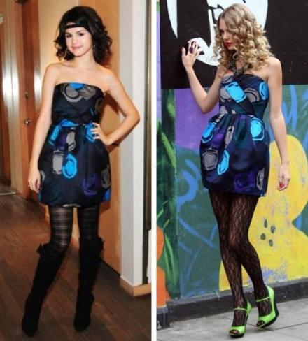 selena-gomez-taylor-swift-armani-dress