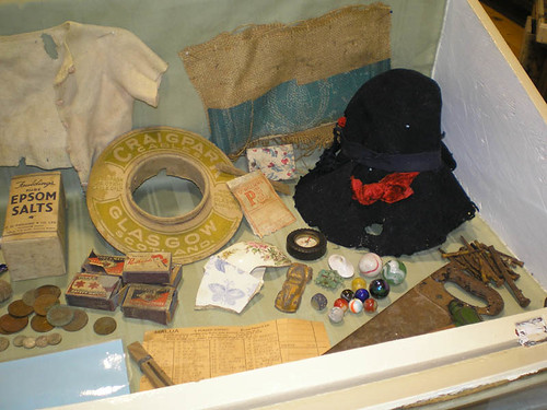 Items under Dr Backhouse house