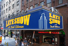 Ed Sullivan Theater Late Show with David Letterman sign (cmfgu) Tags: nyc newyorkcity newyork sign island nikon manhattan broadway lateshowwithdavidletterman d80 edsullicantheater