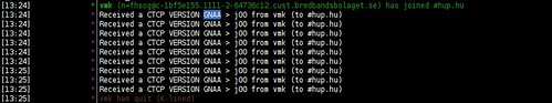 Firefox XPS bug hatása az IRC-re