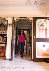 Day in a life, Household chores 11 am, Mumbai (sanjayausta) Tags: woman india girl fashion model glamour asia modeling indian actress bollywood mumbai ethnic sanjay austa