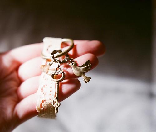 Forgotten fairytale, keychain