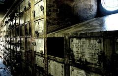 DSC03732 (Benjamin Button (s1m has gone)) Tags: cemetery grave creepy bologna certosa goldcollection