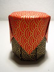 origami box (deep_tone) Tags: box tomokofuse