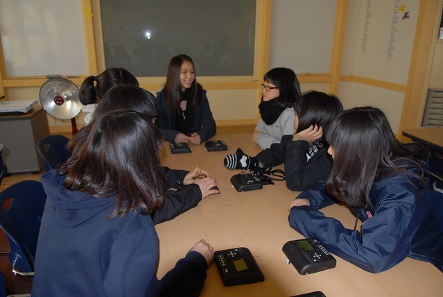 USAG-Humphreys volunteers support Cheongdam Middle School by USAG-Humphreys