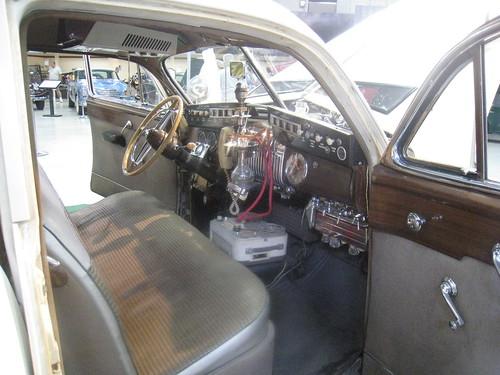 Louie Mattar Front Seat