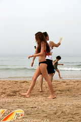 IMG_7853 (Streamer -  ) Tags: girls people hot beach water landscape sand suit teen babes bathing streamer          plamahim