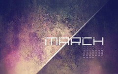 March 2010 Calendar (kriegs) Tags: desktop wallpaper abstract art march calendar widescreen digitalart desktopwallpaper 1920x1200 iphonewallpaper