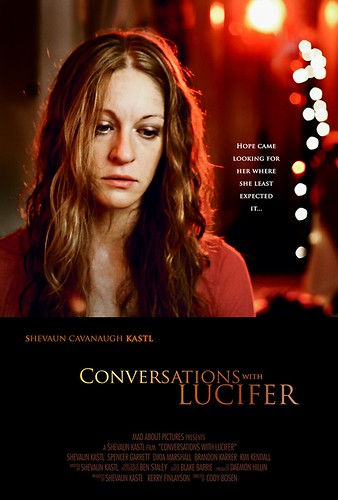 """Conversations With Lucifer"" Movie Poster"