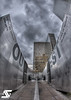 OU || EST (A.G. Photographe) Tags: sky cloud france reflection photoshop french nikon fisheye ciel bnf bp nuage bibliothèque 16mm français hdr est anto nationale librairie cameraraw xiii photomatix ouest françe baladesparisiennes bibliothèquenationaledefrançe 16mmnikonfisheye hdr7raw