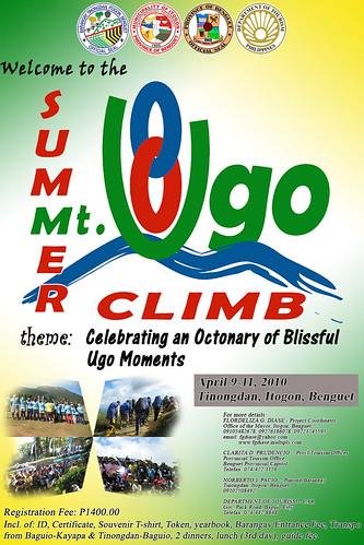 mt. ugo climb 2010