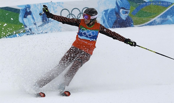 Whistler's own Ashleigh McIvor gets GOLD!