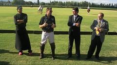 Mendoza: Viñas y polo al pie de la Cordillera