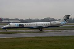 G-EMBJ - 145134 - FlyBe - Embraer EMB-145EU - Manchester - 081126 - Steven Gray - IMG_2705
