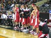 IWU Bench Rises in Support