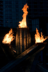 DSC_5078 (the PhotoPhreak) Tags: winter vancouver whistler fire symbol flame olympic cauldron 2010 paralympic