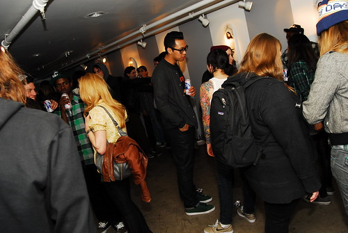 Shut vs Milk Studios vs Meik! at Etnies Gallery