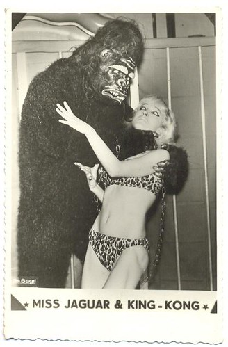 MISS JAGUAR & KING KONG