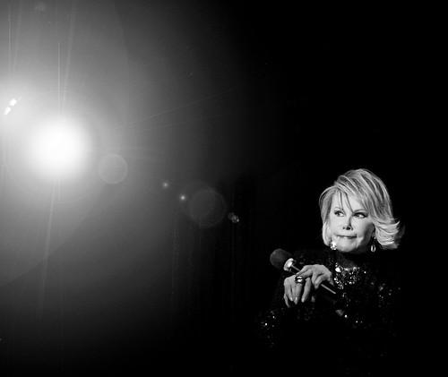 Joan Rivers Benefit Concert