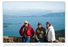 Mount Baker (greenravine) Tags: orcasisland d300 mountconstitution