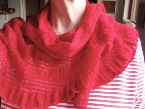 frilled shawl 3