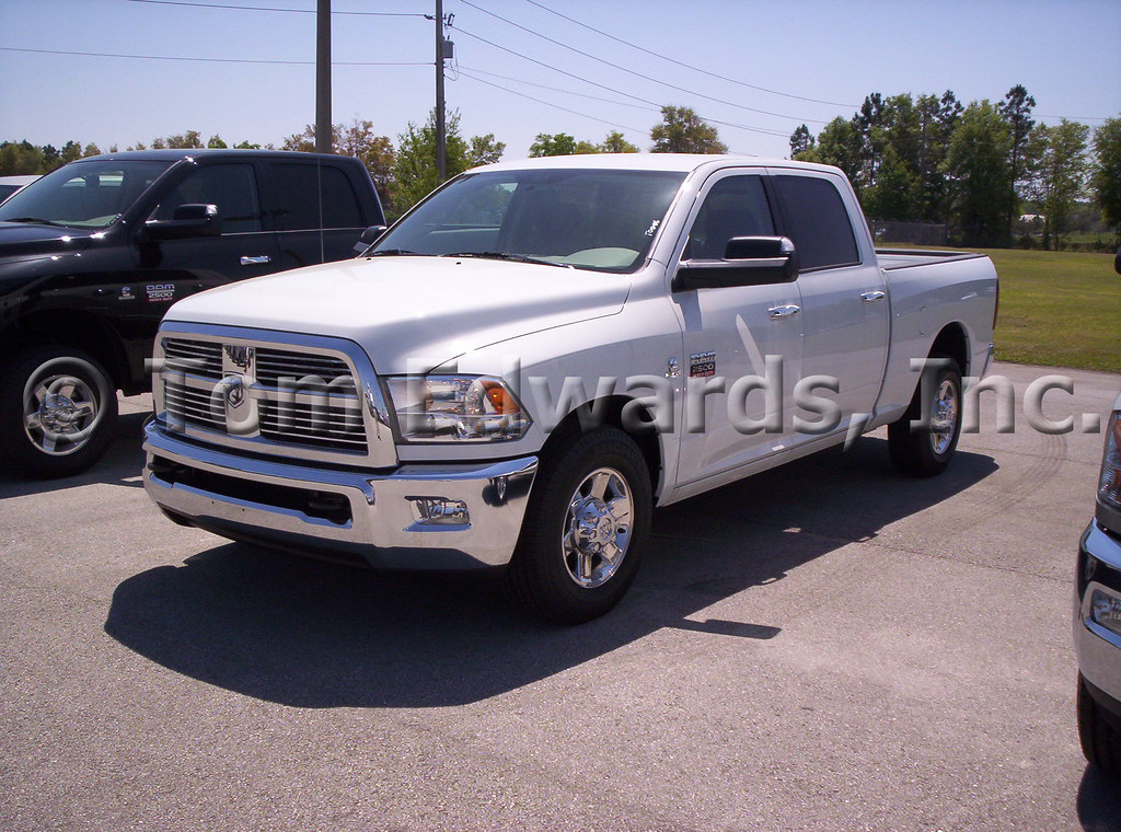2010 Ram 2500 Heavy Duty Big Horn (Tom Edwards Chrysler Dodge Jeep)