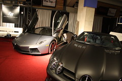 Beauties - Reventon and 722s